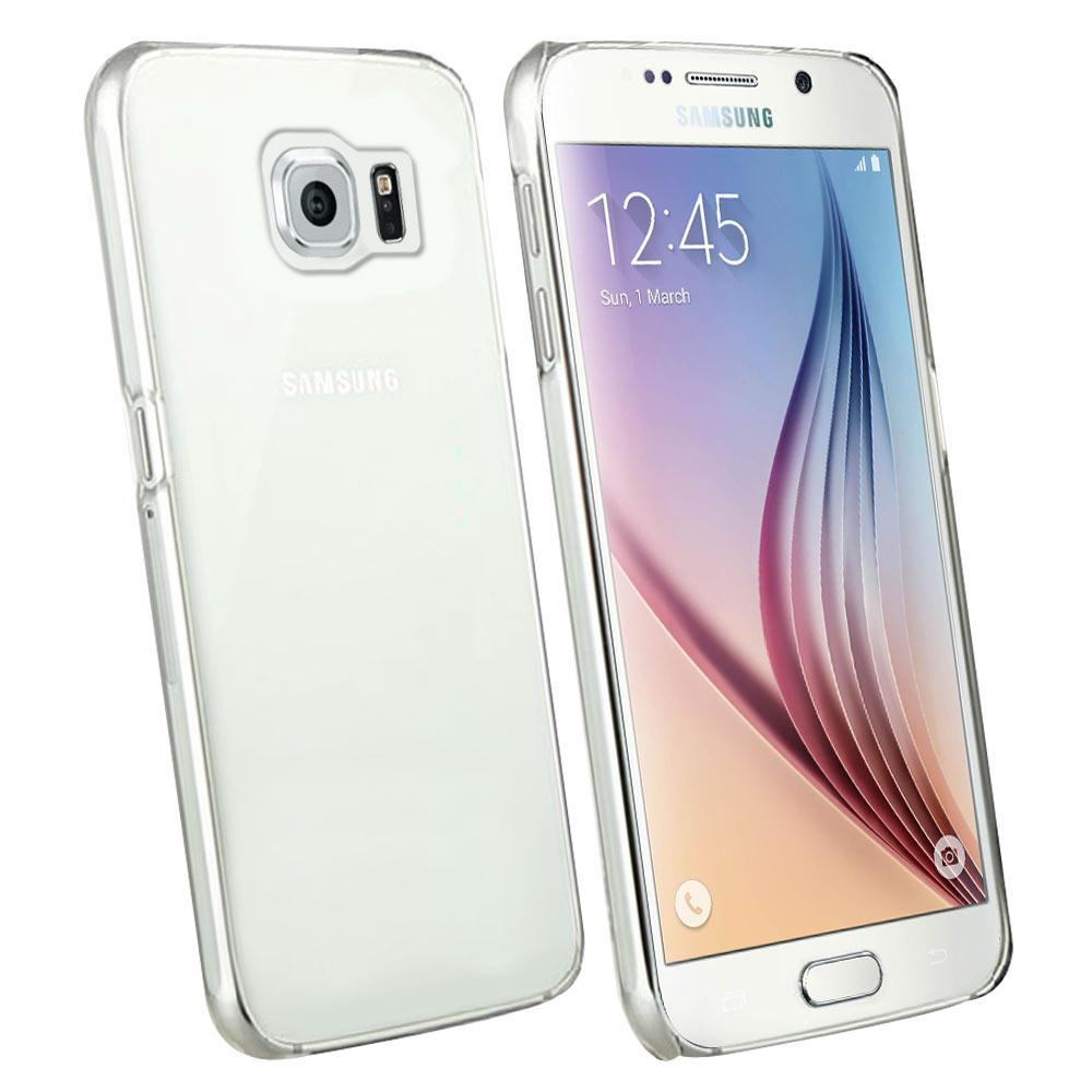Samsung GALAXY S6超耐塑晶漾高硬度薄背殼透明硬殼