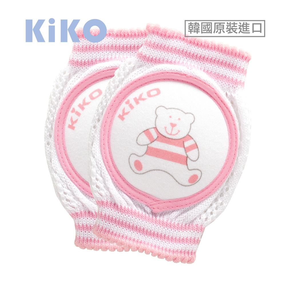 KIKO 兒童膝肘保護套粉色 共2入 韓國原裝進口