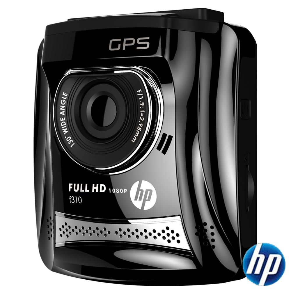 HP 惠普 F310 WDR+F1.9大光圈測速行車記錄器