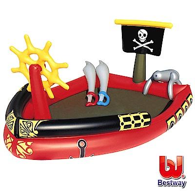 凡太奇 Bestway 海盜船遊戲池 53041