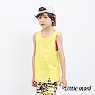 Little moni 經典素面背心 (2色可選)