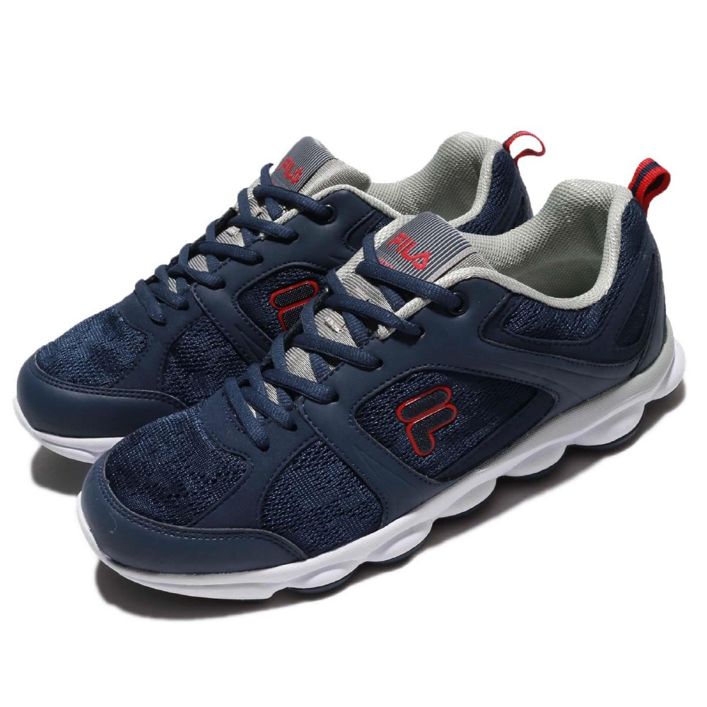Fila 休閒鞋 J971Q 運動 男鞋 @ Y!購物