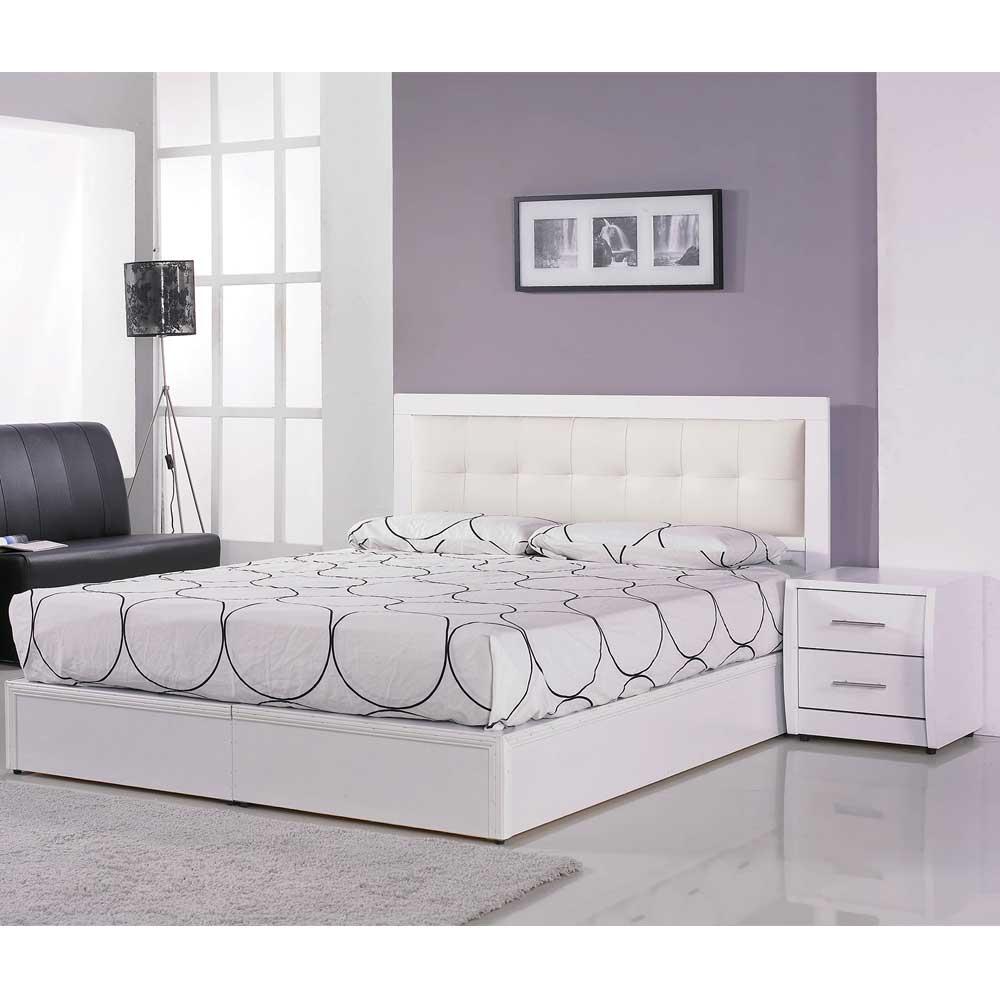 群居空間 米希亞3.5尺單人三件房間組/二色(床頭片+床底+床頭櫃)(不含床墊)