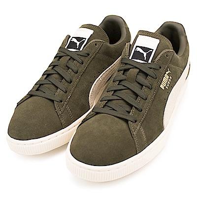 PUMA-男休閒鞋36324227-墨綠