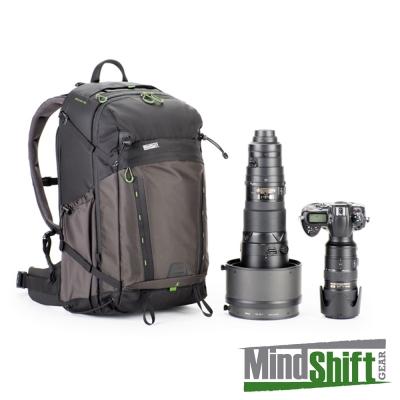 MindShift Gear曼德士。逆光系列戶外攝影背包 -炭灰36L MS363