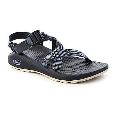 美國Chaco女越野舒壓運動涼鞋-標準款CH-ZLW01HE29 (萬花筒藍)