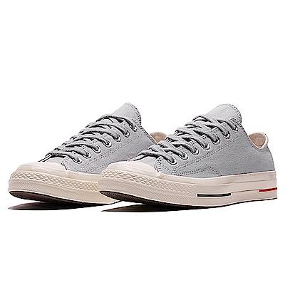 CONVERSE-男女休閒鞋160496C-淺灰
