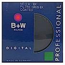 B+W 103 ND8單層鍍膜減光鏡(49mm/公司貨)