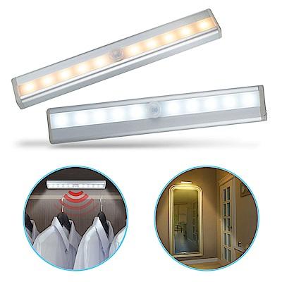 aibo 智能LED 磁吸式薄型迷你感應燈(電池式)LI-06