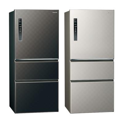Panasonic國際牌 610公升 三門 變頻 電冰箱 NR-C619HV