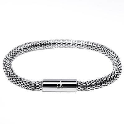 Calvin Klein CK Impulsive衝擊系列銀色手環