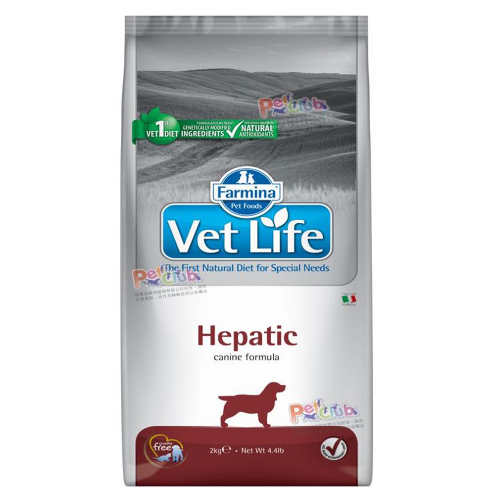 Farmina法米納 獸醫寵愛天然處方系列-犬用肝臟配方 2kg