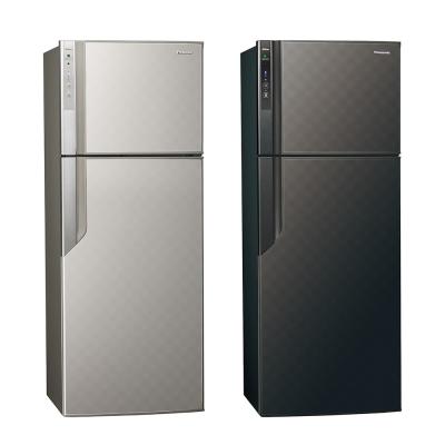 Panasonic 國際牌485公升雙門變頻冰箱 NR-B489GV