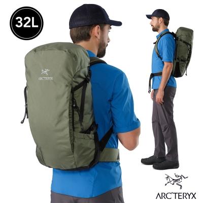 Arcteryx 始祖鳥 Brize 32L 輕量登山背包 樹綠