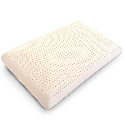 LooCa 彈力蜂巢式特大乳膠枕 1入