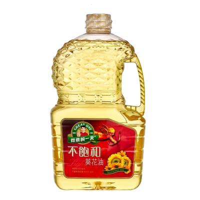 得意的一天 不飽和葵花油(2L)