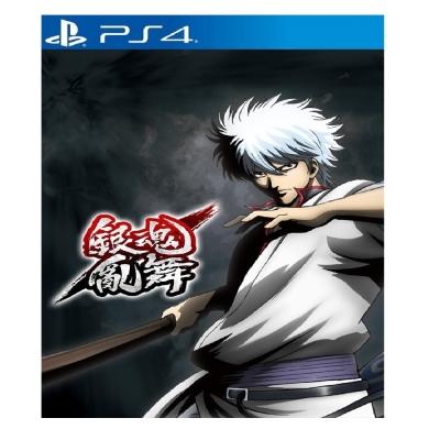 PS4-銀魂亂舞亞洲中文版
