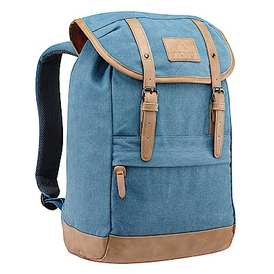 【ATUNAS 歐都納】獨家隱藏版休閒商務多功能電腦後背包 A1-BP1701 藍