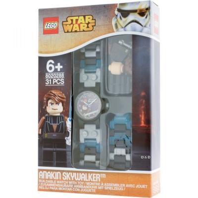 樂高積木 LEGO 兒童手錶 - 星際大戰 安納金