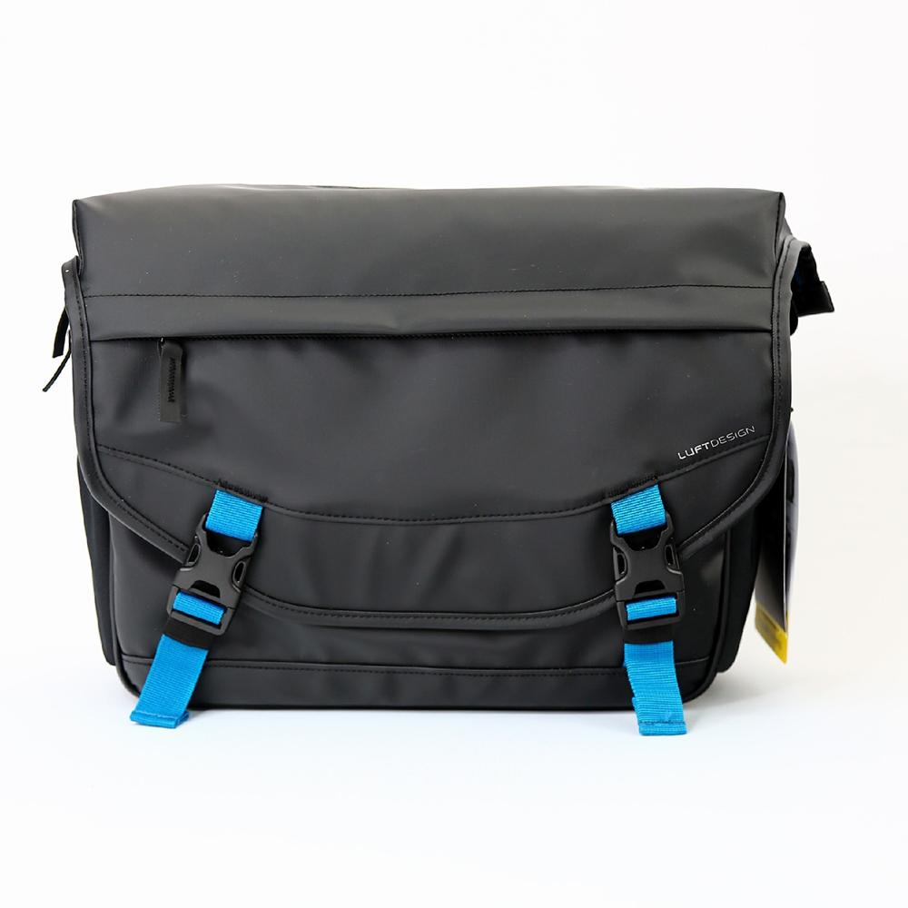 HAKUBA LUFTDESIGN RESIST雷瑟仕防水側背包(黑色/HA205015)