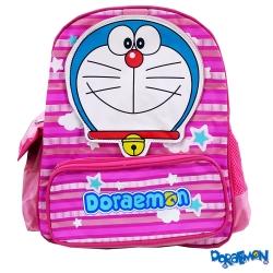 【Doraemon 哆啦A夢】造型兒童書背包(粉_DO4183)