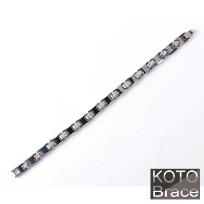 【KOTO】美麗戀人鎢鋼手鏈-女款(B-026D)