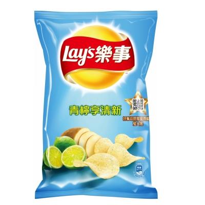 樂事洋芋片 青檸享清新(97g)