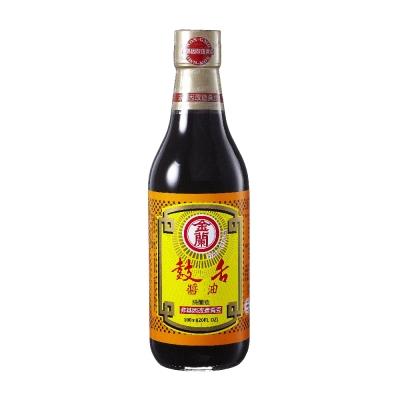 金蘭 鼓舌醬油 590ml