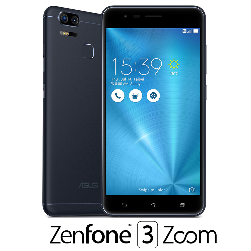 華碩ZenFone3 ZOOM ZE553KL(4G/64G)雙鏡頭手機
