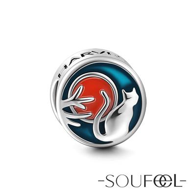 SOUFEEL索菲爾 925純銀珠飾 收穫的季節 串珠
