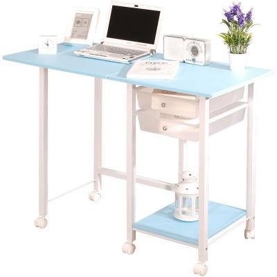 AMIGO收納折疊桌-優格藍