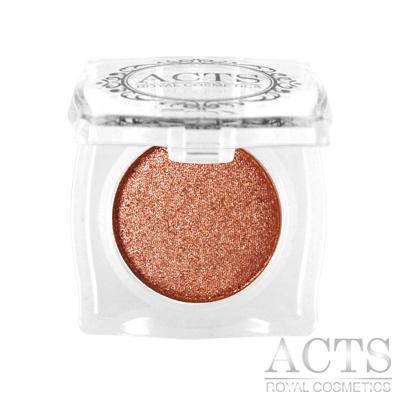 ACTS維詩彩妝 璀璨珠光眼影 璀燦紅銅C605