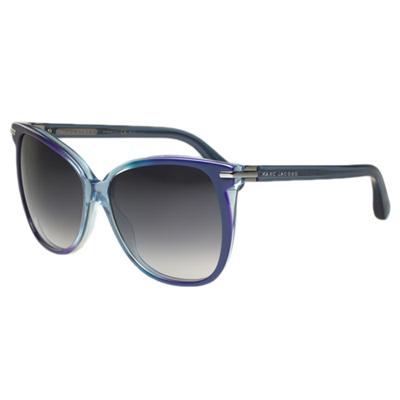 MARC JACOBS 時尚太陽眼鏡(藍+紫色)