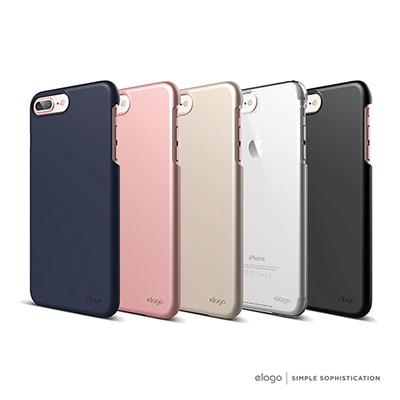 elago iPhone 8 plus/7 Plus 經典超薄手機保護殼