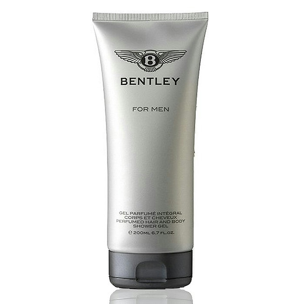 Bentley For Men Shower Gel 賓利男士淡香水沐浴精 200ml