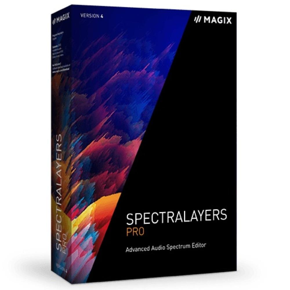 SpectraLayers Pro (音頻編輯) 單機版 (下載)