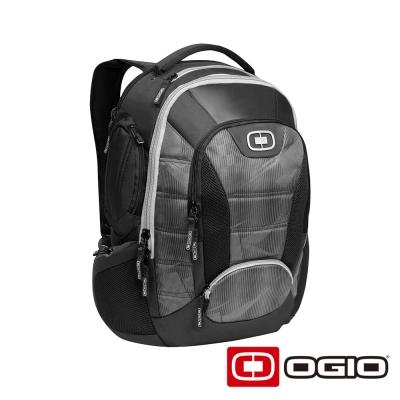 OGIO BANDIT II 17 吋甲蟲電腦後背包-雪花灰