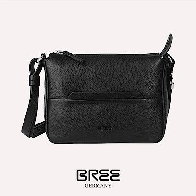 BREE Faro 1 黑色 十字肩背包 S  38-338900001