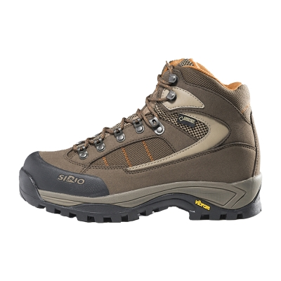 SIRIO PF302 Gore-Tex中筒登山健行鞋 棕色