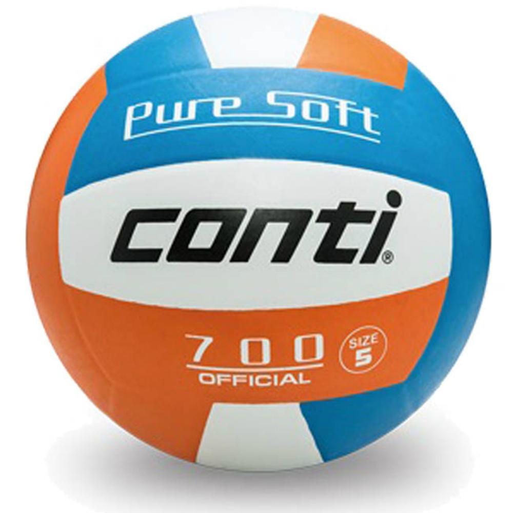 CONTI 700系列 3號/4號/5號超軟橡膠排球 V700-WBO