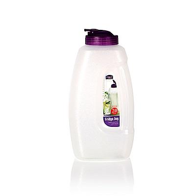 樂扣樂扣 PP水壺2.0L-紫色(快)