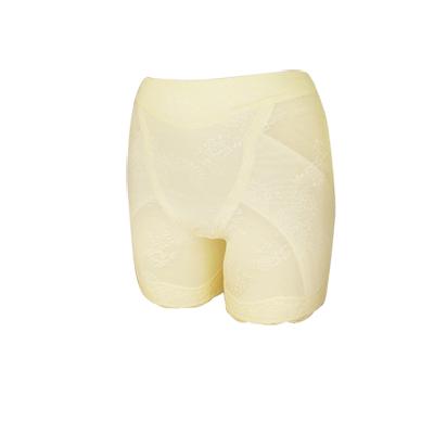 【曼黛瑪璉】魔幻美型短管束褲P3103 (鵝黃)