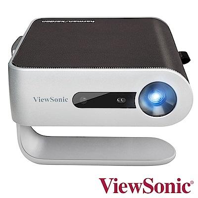 ViewSonic M1 LED時尚360度巧攜投影機 (內建電池) @ Y!購物