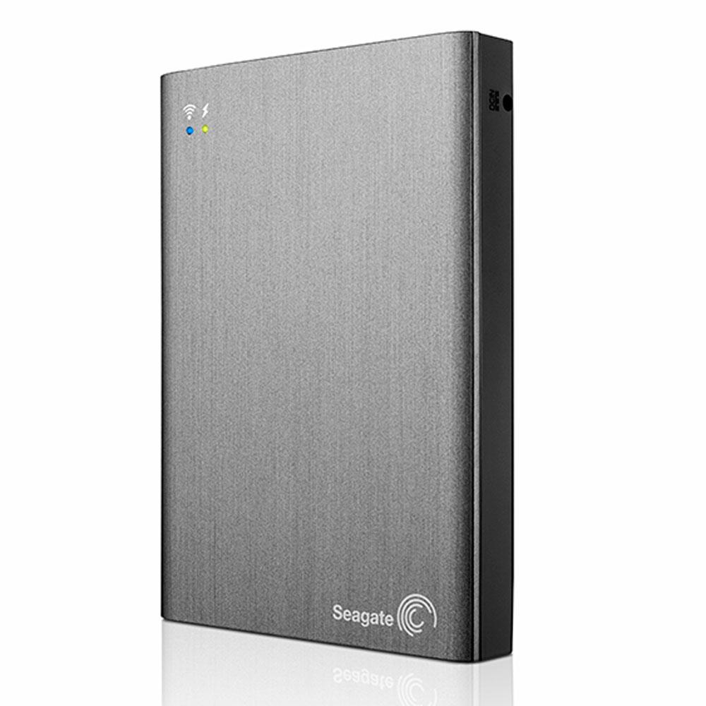 Seagate Backup 1TB 無線行動硬碟