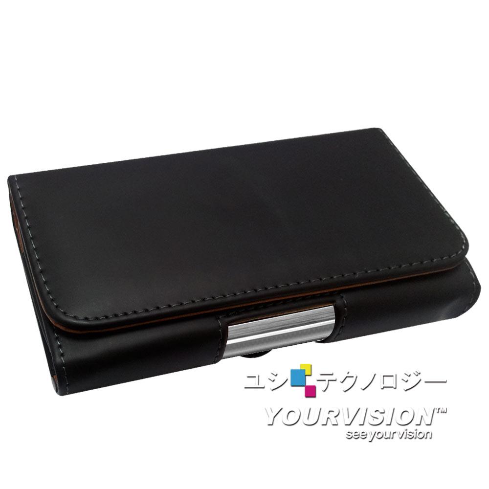 ASUS PadFone 2 A68 變形手機 經典品味腰掛磁扣皮套