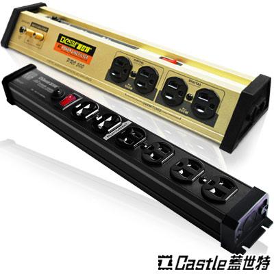 Castle蓋世特-視廳響宴影音組-PLF-500-PRO-S6B-黑