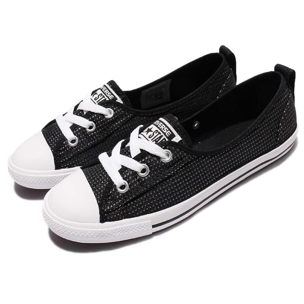 Converse 休閒鞋 Ballet Lace 低筒 女鞋