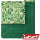 Coleman 27256 2 in 1信封型家庭睡袋/適溫10度 公司貨可連接睡蛋/寢袋