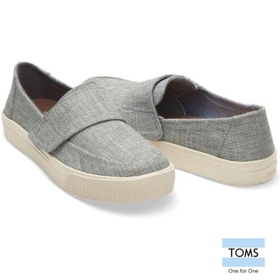 TOMS 亞麻細線織紋休閒鞋-女款
