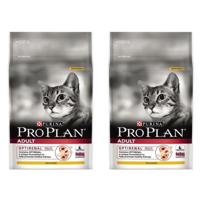 Pro Plan冠能 成貓雞肉活力提升配方 400 g X2包